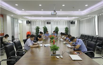 亳州公交召开全国文明城市创建专题会议